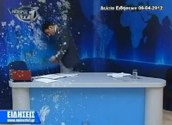 Na udaru levičara zbog lošeg izbora gosta: Panagiotis Jourhas