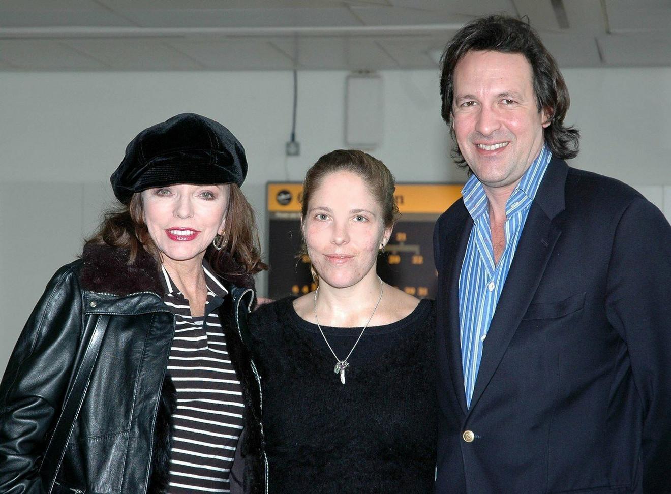 Sa sinom i ćerkom Katjanom