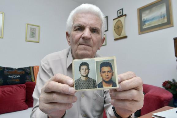 Prva žrtva: Srušili Varadinski most, na kome se u tom trenutku Oleg Nosov