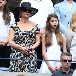 Córka Catherine Zeta-Jones coraz bardziej przypomina mamę