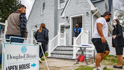 The wealthy and Wall Street ruined the housing market for everyone else. Millennials aren't helping, either.