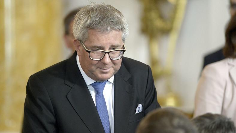 Ryszard Czarnecki, fot. Niemiec/AKPA