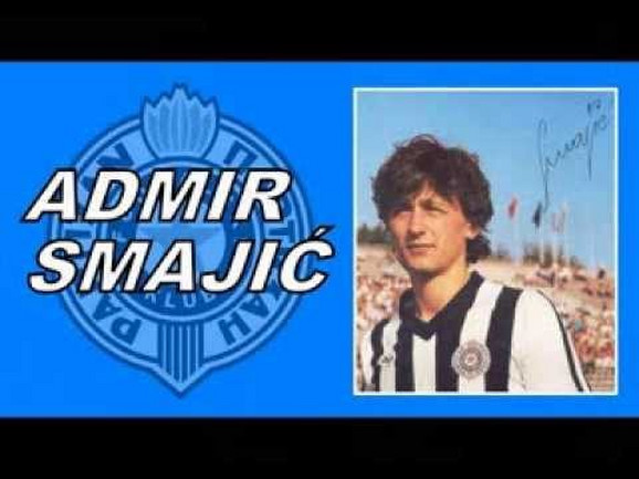 Admir Smajić u dresu Partizana