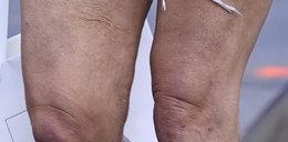 Te nogi należą do seksbomby! Uwierzysz?