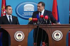 Aleksandar Vulin Milorad Dodik