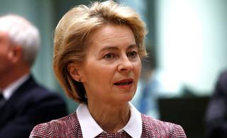 Ursula von der Leyen: Polska obiecała działać na rzecz neutralności klimatycznej