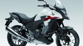 Honda CB500X – budżetowa propozycja