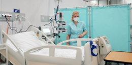 Szpital tymczasowy Expo w Łodzi już przyjmuje pacjentów z COVID-19