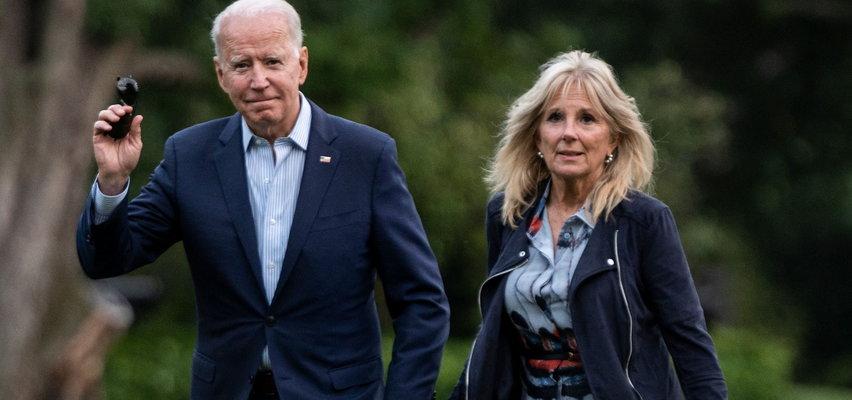 Fatalny finał spaceru po plaży. Żona prezydenta USA wylądowała w szpitalu!