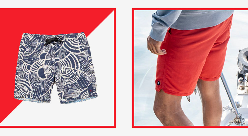 Outerknown's Summer Sale Has Great Deals on Men's Swim Trunks