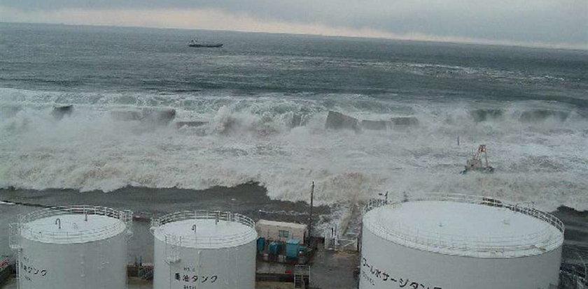 Nieznane zdjęcia z tsunami w Japonii