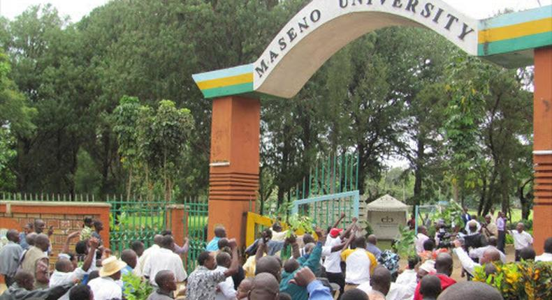Maseno University students up in arms after rape of two ladies