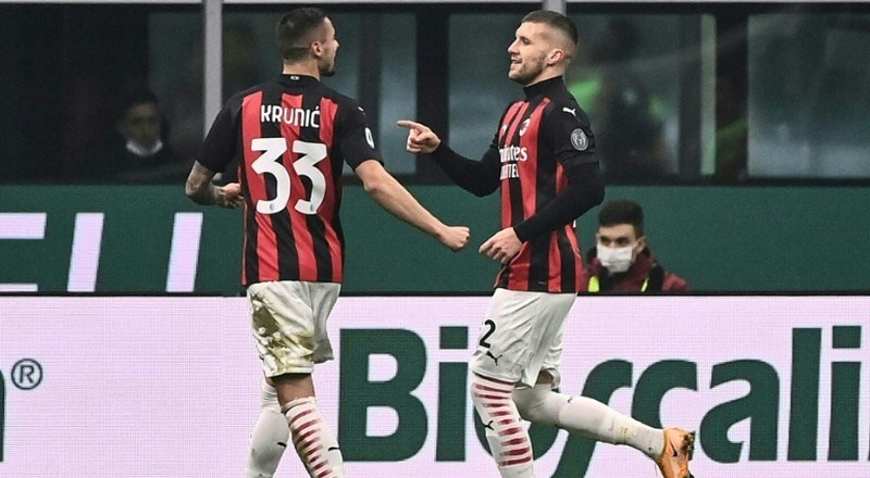 Milan's Hernandez 'false positive' as Rebic, Krunic recover from Covid-19