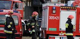 Mężczyzna zginął w pożarze mieszkania