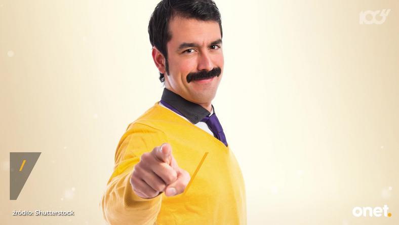 """Akcja """"Movember"""" polega na zapuszczeniu wąsów przez mężczyzn w listopadzie, by promować profilaktykę nowotworów"""