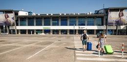 Utrudnienia na lotnisku w Pyrzowicach. Przebudowują terminal