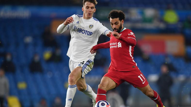 Mohamed Salah i Diego Llorente