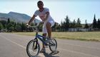 Bosanac oborio GINISOV REKORD u vožnji bicikla na zadnjem točku