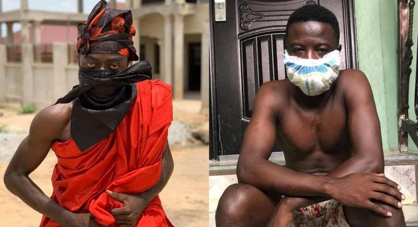 Lil Win and Kwaku Manu blasted over coronavirus jokes