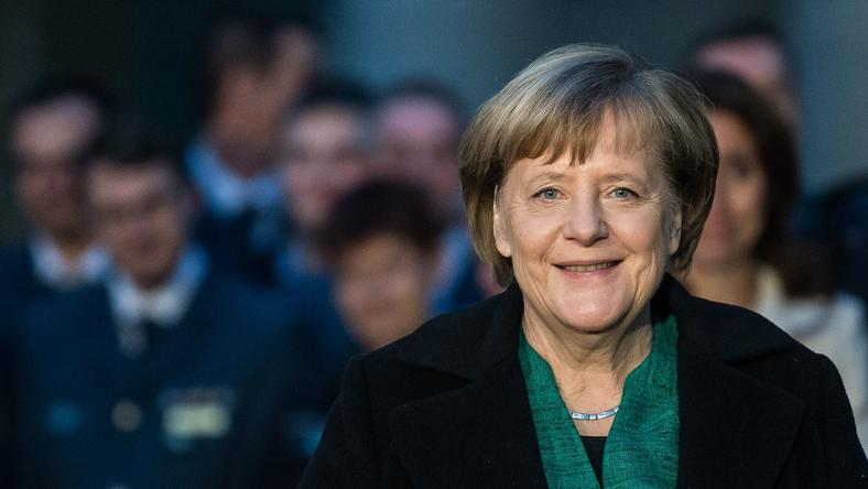 GERMANY-POLITICS-CHRISTMAS-MERKEL