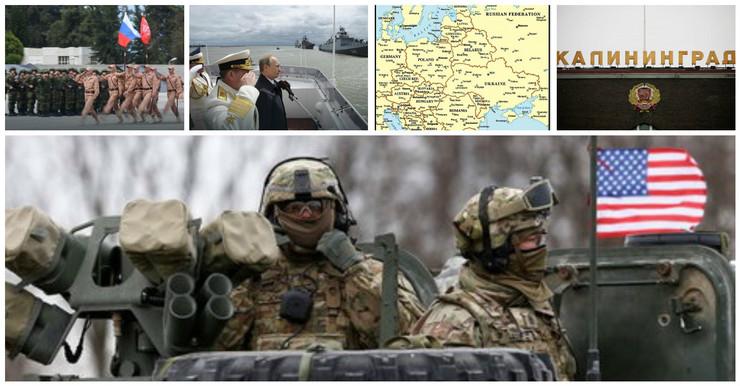 SAD, Rusija, Sukob, Evropa, Rat, kombo