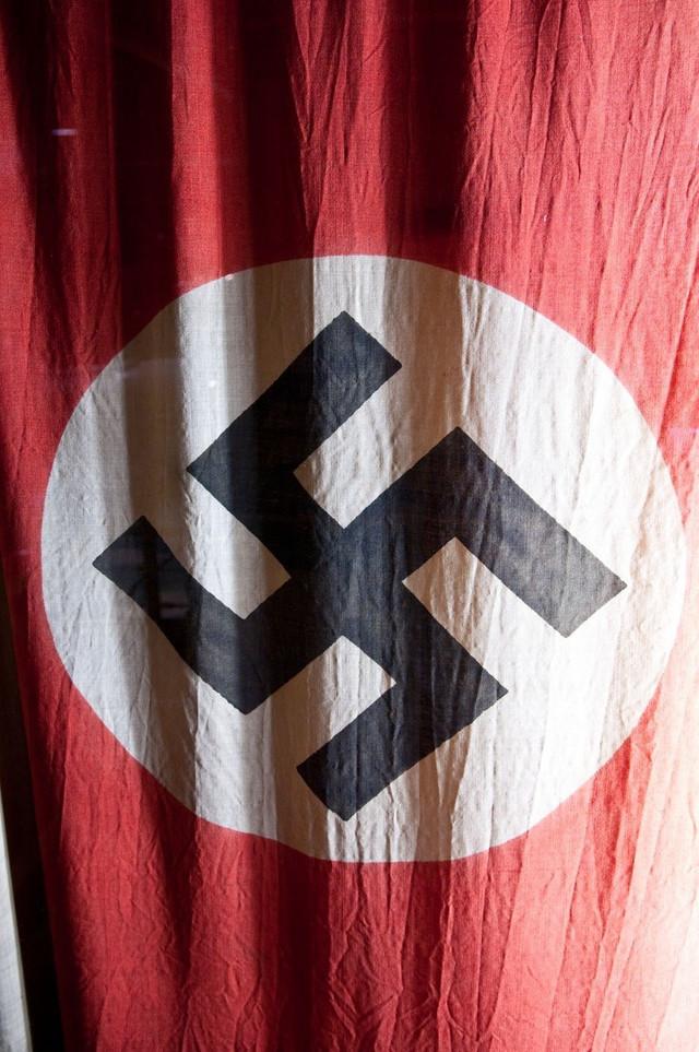Svastika kao simbol nacističke Nemačke
