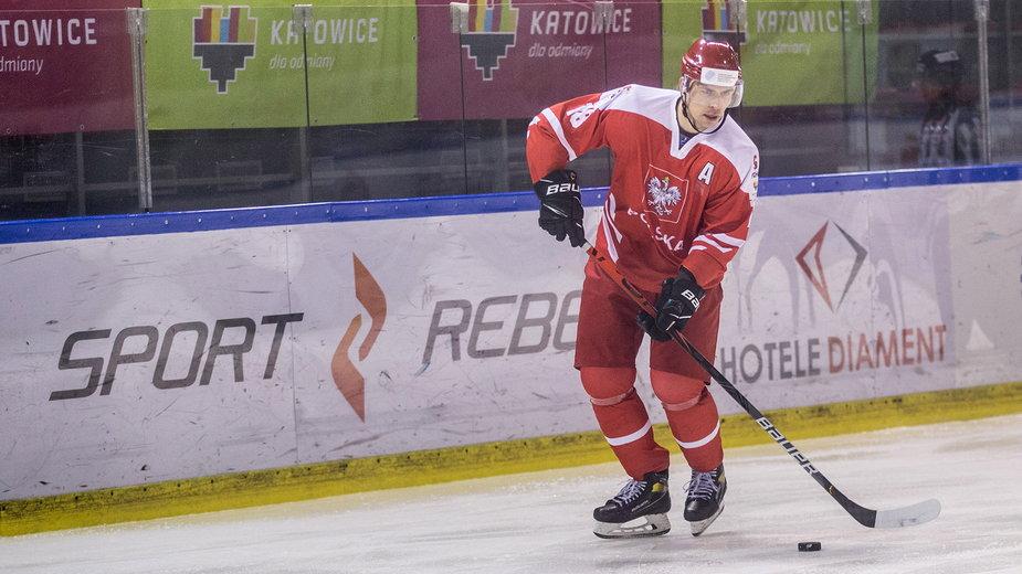 Grzegorz Pasiut w reprezentacji Polski