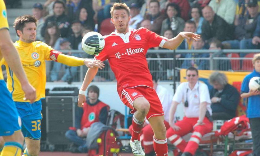 Z Bayernu do Górnika Zabrze!