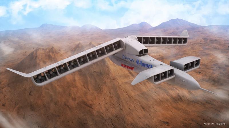Boeing inwestuje w producenta dronów