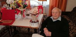 Pan Franciszek skończył 100 lat i zdradza sekret długiego życia