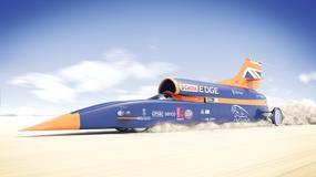 Chińczycy pomogą pobić rekord prędkości na lądzie