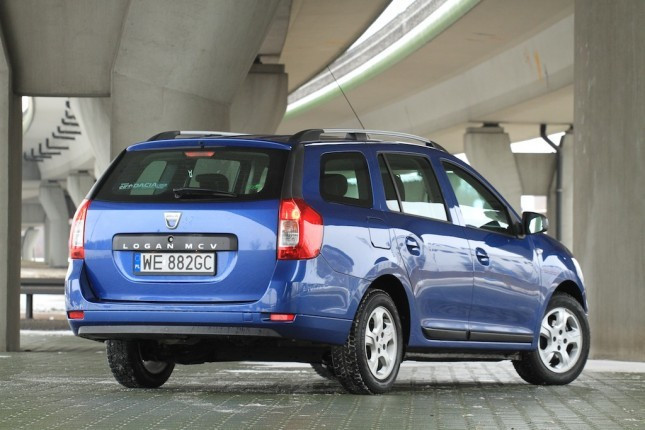 Dacia Logan MCV | Test