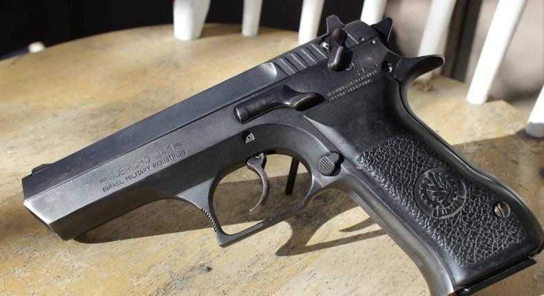 A Jericho pistol
