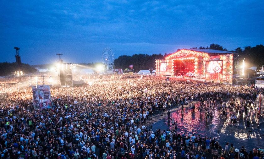 Tak się bawią na Przystanku Woodstock