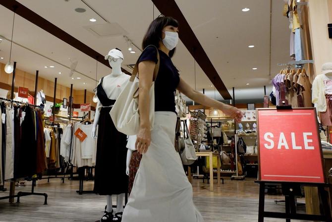 U Tokiju u toku rasprodaja u tržnim centrima