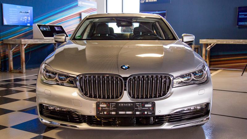 Niemcy legalizują testy autonomicznych aut