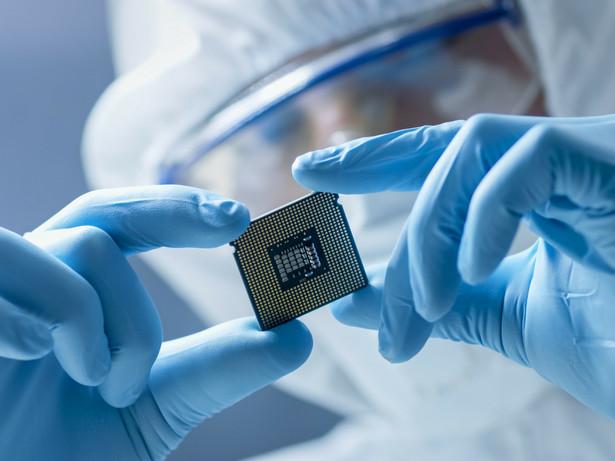 Współczesny przemysł opiera się na microchipach