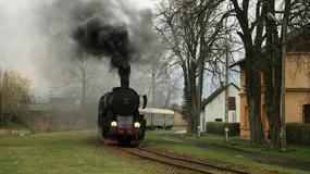 """Zabytkowe pociągi wróciły na """"Małopolskie Szlaki Turystyki Kolejowej"""""""
