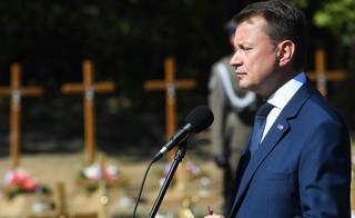Mariusz Błaszczak – szef MON, były szef MSWiA, wiceszef PiS [SYLWETKA]