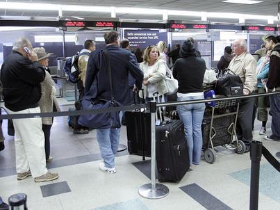 Lotnisko JFK w Nowym Jorku