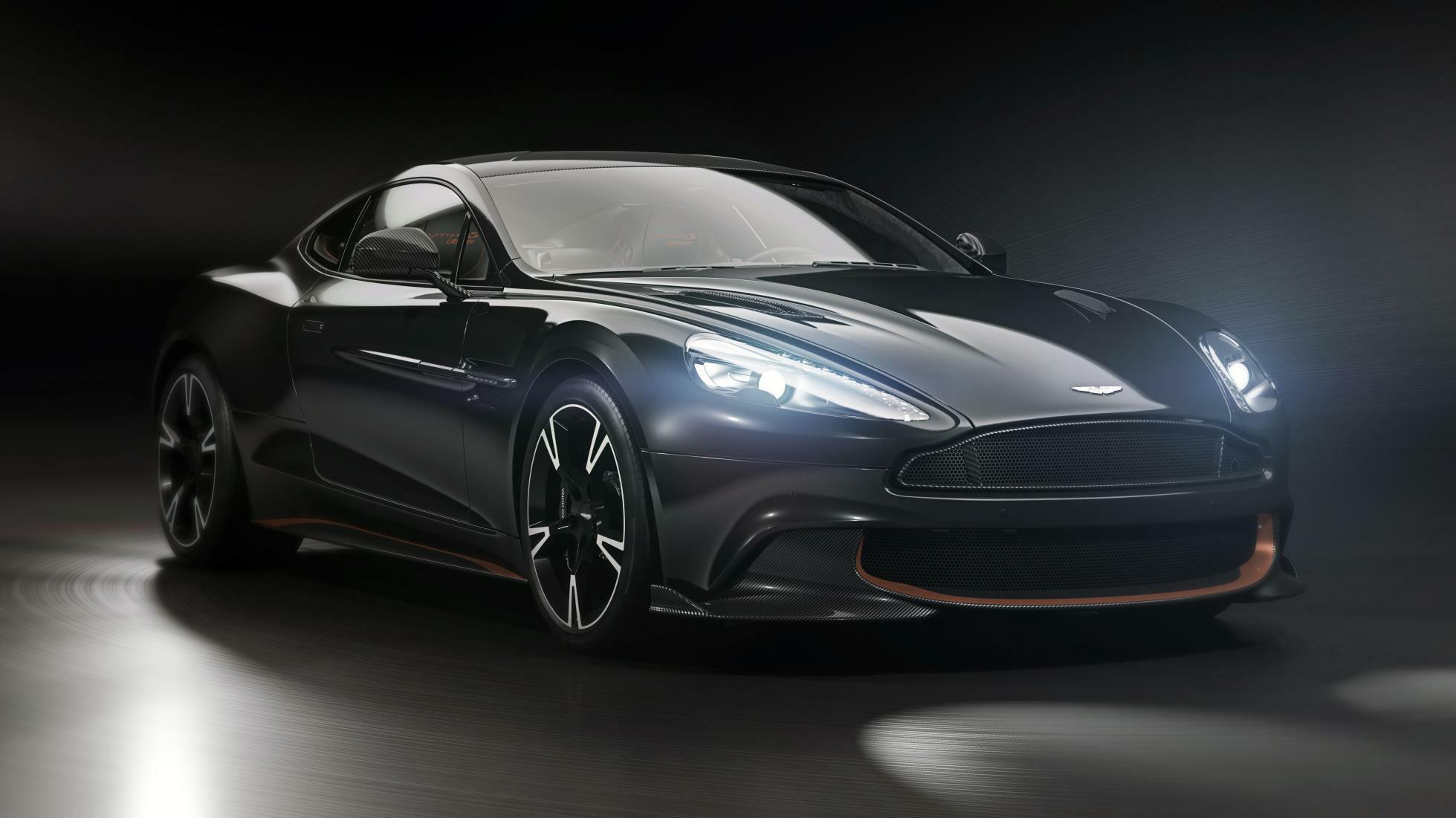 Aston Martin Vanquish S Ultimate – ostatni w rodzie Moto