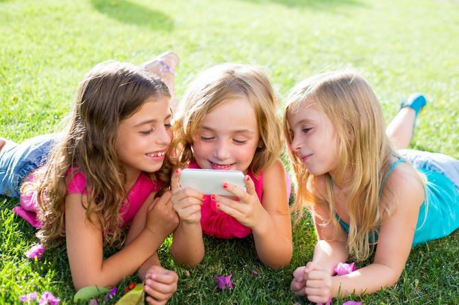 Deca još u najranijem uzrastu žele da budu prihvaćena od vršnjaka