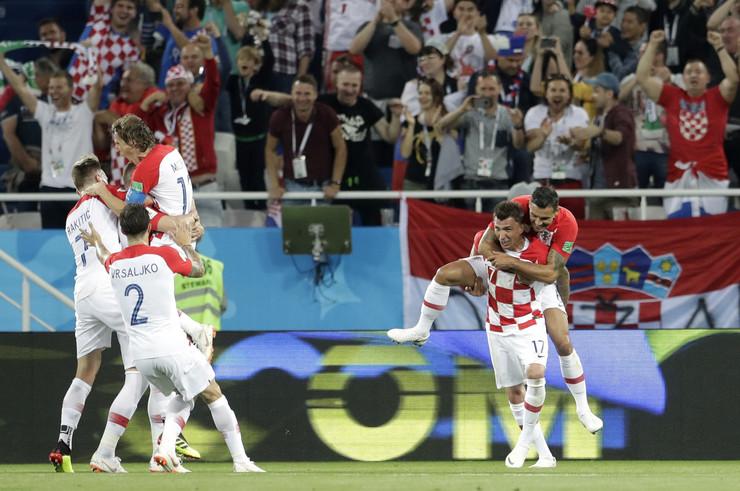 Fudbalska reprezentacija Hrvatske, Fudbalska reprezentacija Nigerije