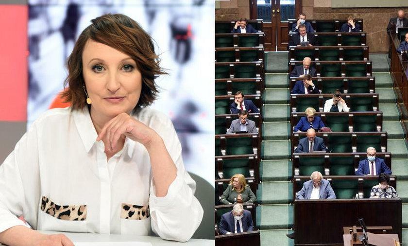 Agnieszka Burzyńska komentarz