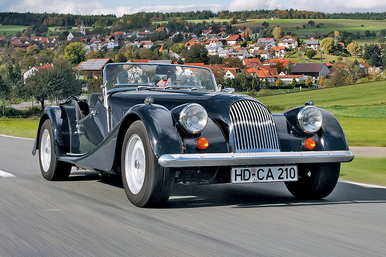 66 – Morgan Plus 8 (1968-2004 i 2012-18)