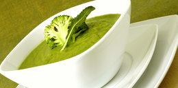 Ta zielona zupa to sekret modelek