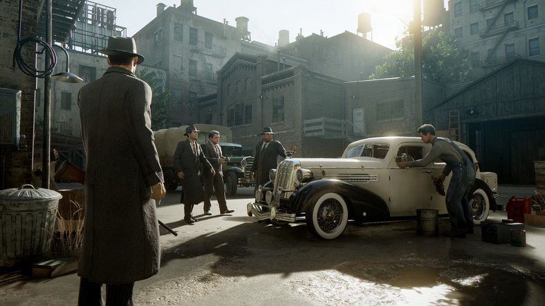 Mafia: Definitive Edition - oficjalny screenshot