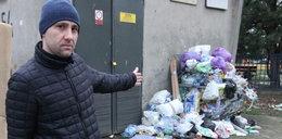"""Dramat mieszkańców gminy Nowogard. """"Toniemy w śmieciach"""""""