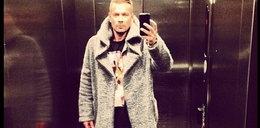Dawid Woliński. Oto Słynne selfies w windzie. FOTO