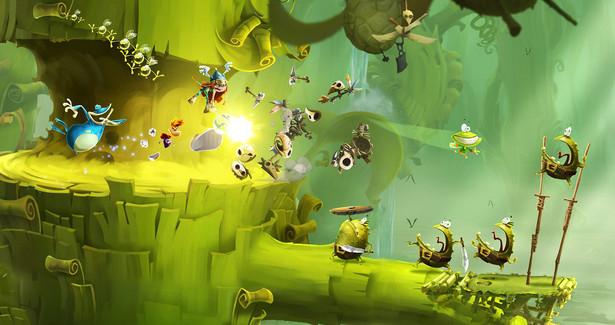Rayman: Legends Znakomity powrót jednego z najsympatyczniejszych bohaterów gier komputerowych w historii. Podobnie jak w poprzedniej części na jednym ekranie mogą grać równocześnie nawet 4 osoby. Gatunek: Platformówka Platformy: PC, Xbox360, PS3, PS Vita, WII U Wiek: od 6 lat